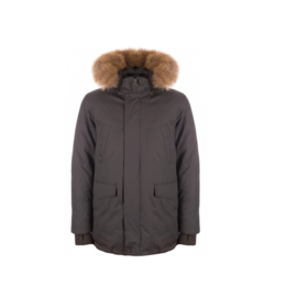 001 Airforce parka 1666 840 RF metal grey