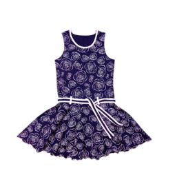 1 LoFff jurk - blauw Z8117-02