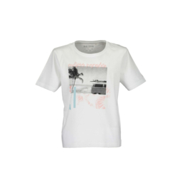 0003 Blue Seven shirt wit 502642