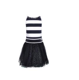 0 LoFff jurk blauw  Z8555-51