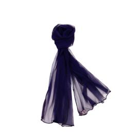 00001 LoFff  sjaal - blauw Z8159-03