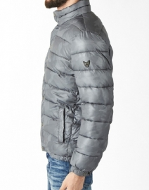 00001 Airforce winterjas -1437 -grijs maat  M