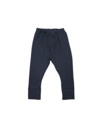 00 Hanssop broekje blauw maat 74/80