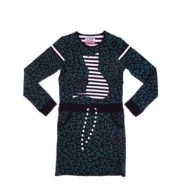 001 LavaLava jurk   19-249  maat 140 voordeel