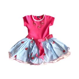 00011 LoFff jurk dansing roses Z8311-01A