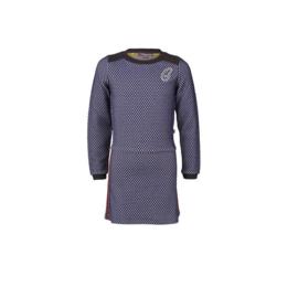 04 Ninni Vi  jurk blauw NVFW17-42