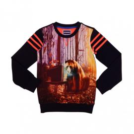0001  Legends22 sweater Bear 19-241