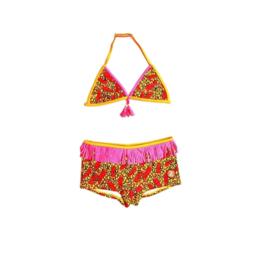 1 Zee & Zo Thailand Yellow Bikini geel