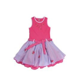 00011 LoFff jurk dansing roses Z8311-01
