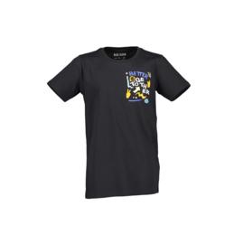 00006 Blue Seven shirt zwart 602719