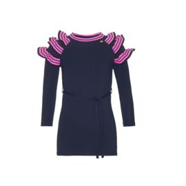 001 Mim-Pi 73 jurk blauw