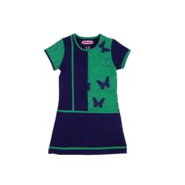 002 Happynr1 jurk -groen- 19-121