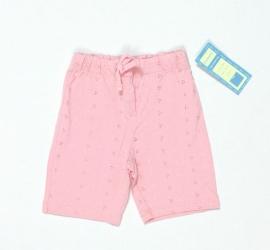 Claesen`s roze broderie broekje 82344 maat 68/74