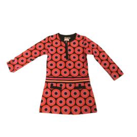 00014 LoFff  Z8203-02 jurk Maat 104