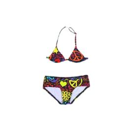 001 Just Beach bikini zwart  Skimme