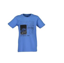 00006 Blue Seven shirt blauw 602715