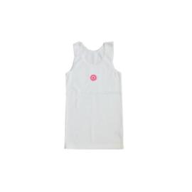 0009  Hanssop hemd wit maat 104