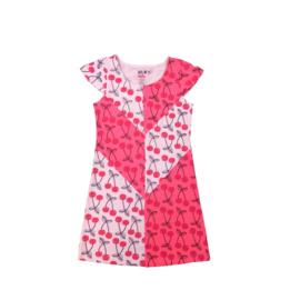 20  LoFff  Victory jurk  -roze Z8114-01