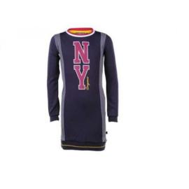 004 Ninni Vi  jurk  grijs  NVFW17-15