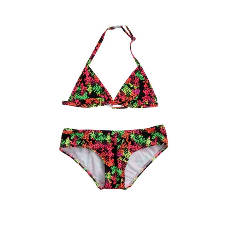 001 Just Beach Cherry Snake bikini