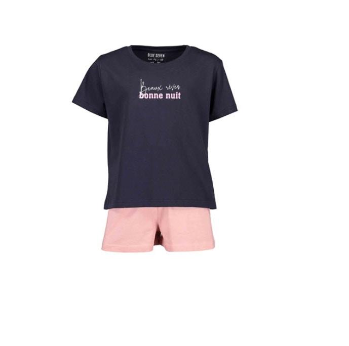 12 Blue Seven pyjama 538505 maat 152