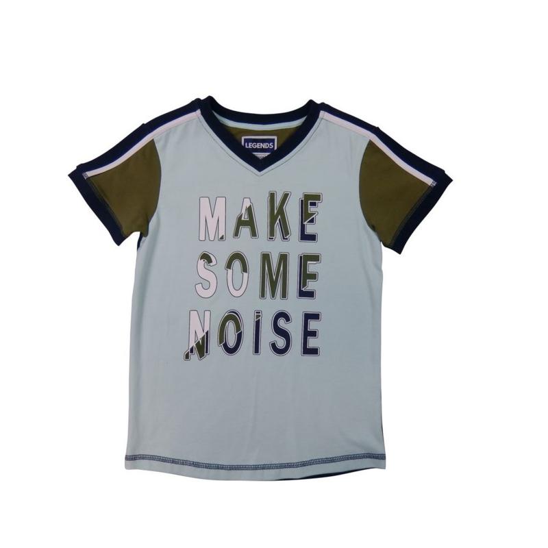 000 Legends22  Shirt make some noise 19-124