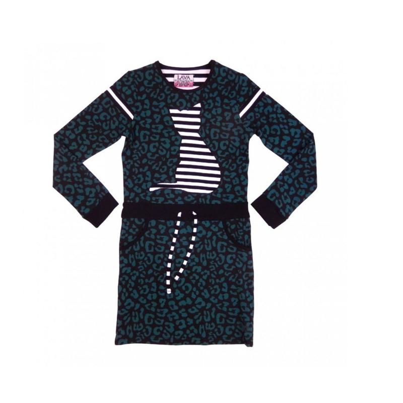 001 LavaLava jurk   19-249