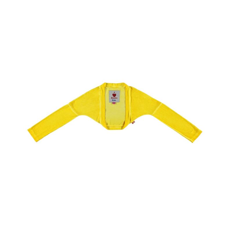 01 Bomba K16-215 gele bolero