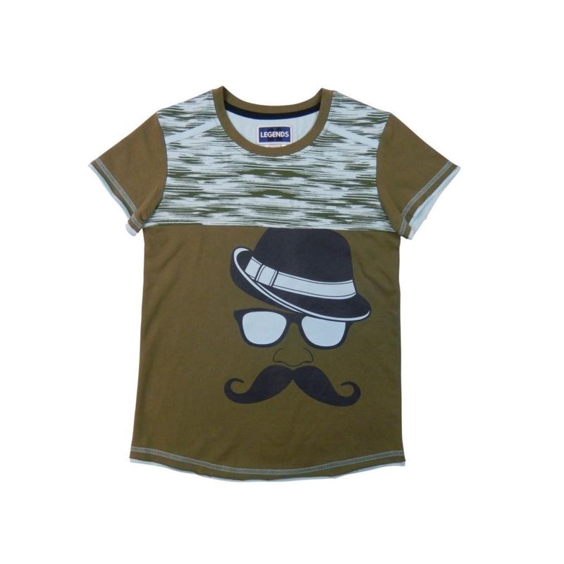 000 Legends22 shirt Faceless Man  19-132