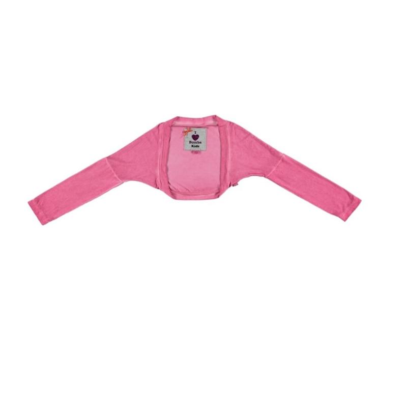 0001 Bomba K16-215 roze bolero