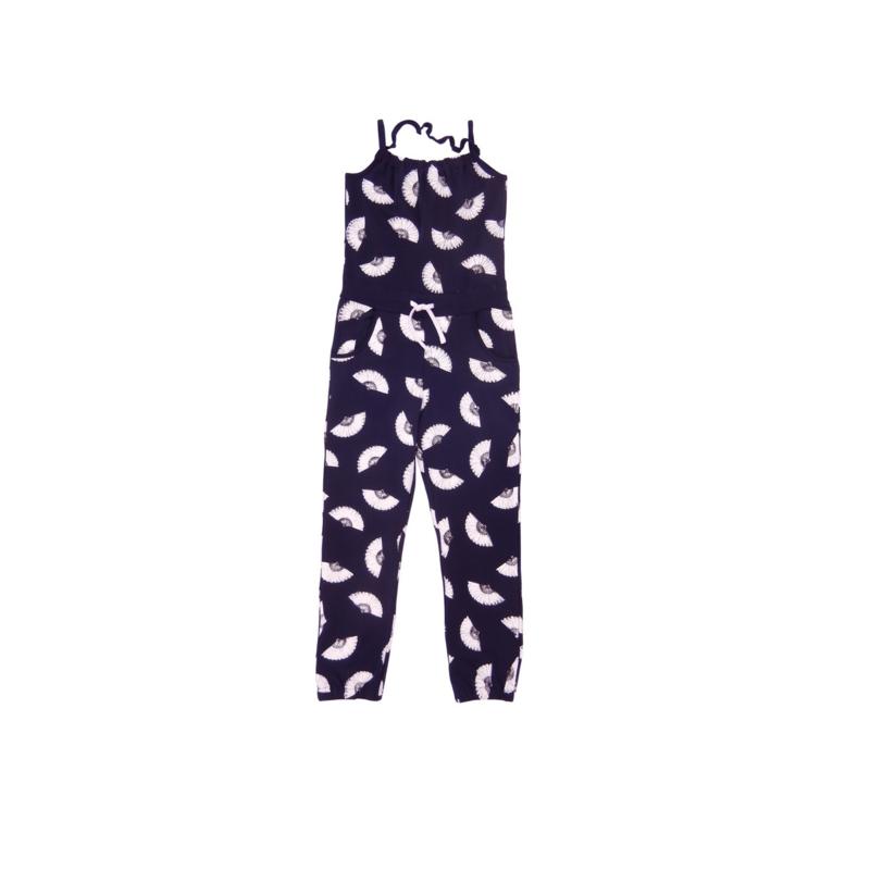 013 LoFff jumpsuit blauw  Z8315-01
