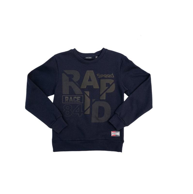 006  Blue Seven sweater blauw  670127
