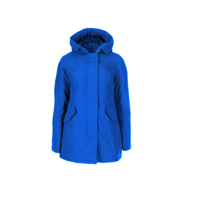 01 Airforce  Dames parka jas Cobalt Blue W0051-531