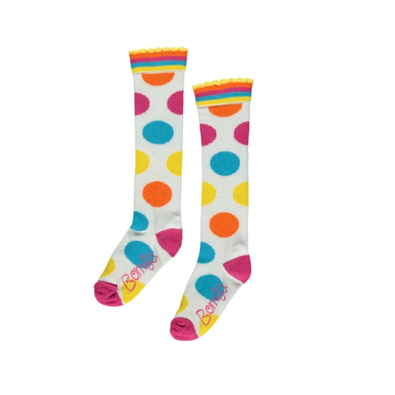 01 Bomba k16-400 sokken wit