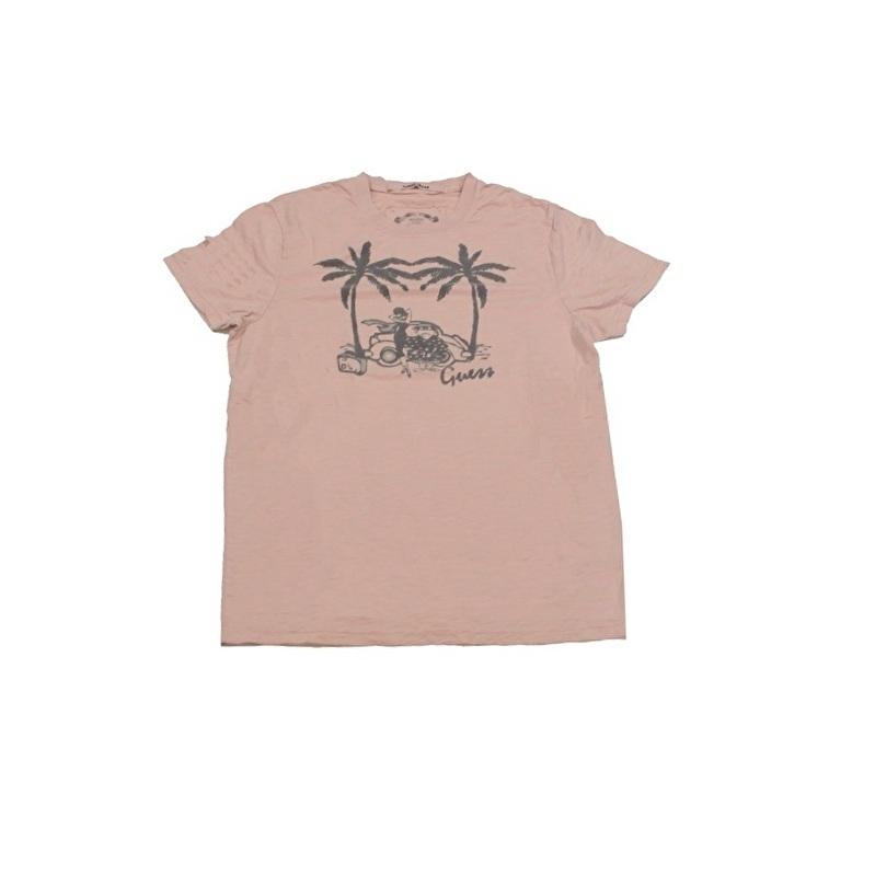 00016 Quess shirt zalm maat 176 (S) voordeeel