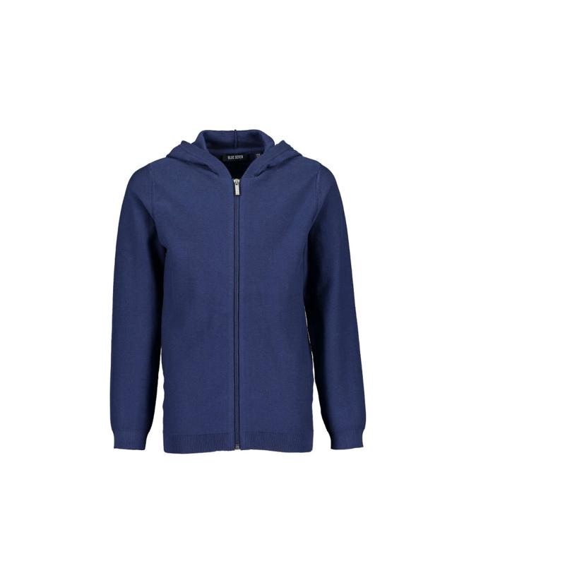 0006 Blue Seven vest blauw 676043