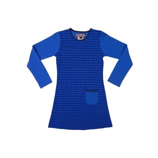 Happynr1 Jurk -Blue- HP-18-239