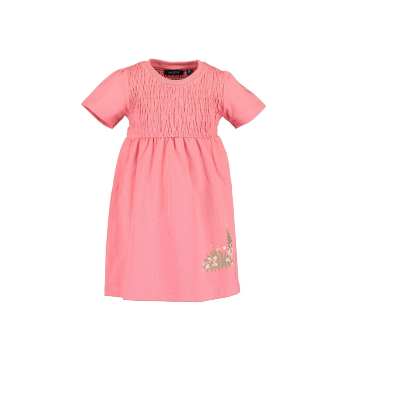 00001 Blue Seven jurk roze 721591