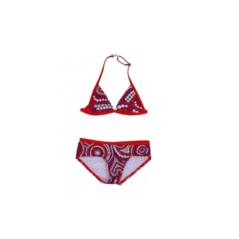 Just Beach bikini rood flamingo