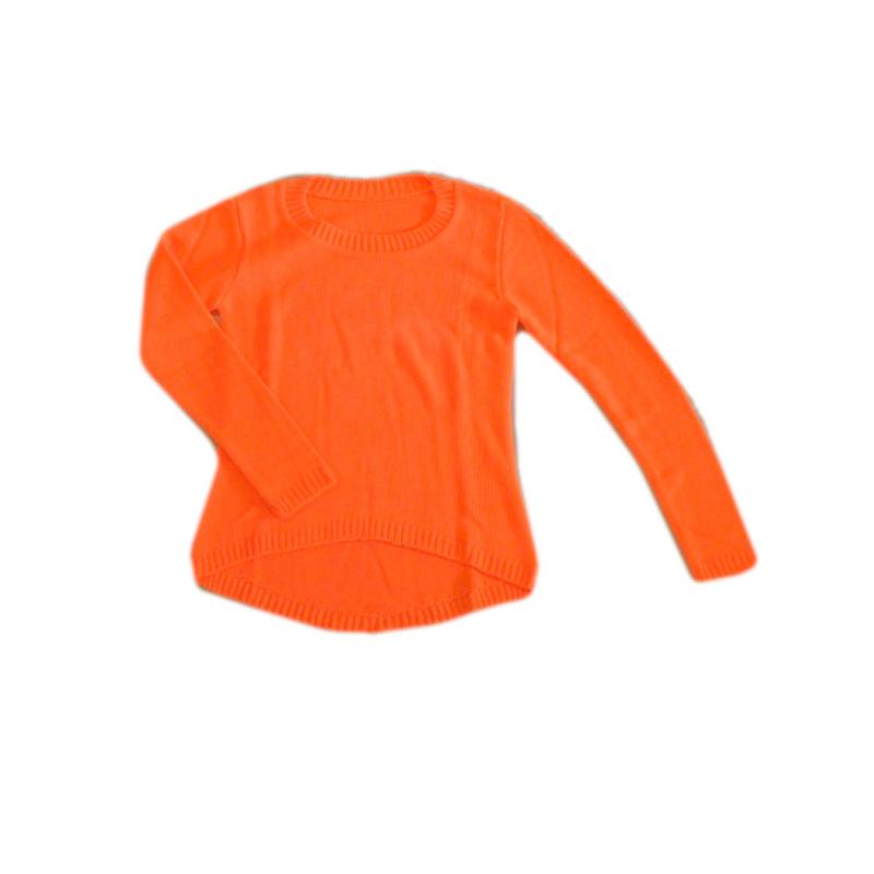 16 Zee&Zo  oranje  trui maat S voordeel