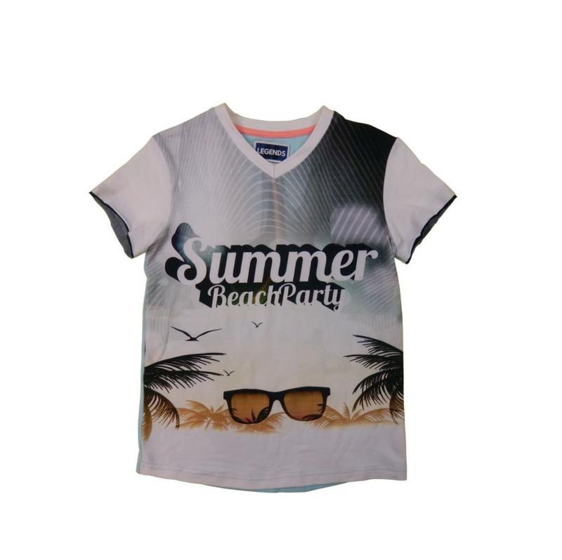 000 Legends22  Shirt Beachparty 19-138
