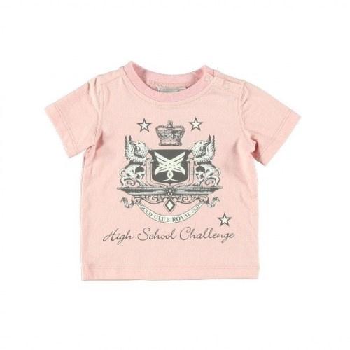1 LCEE shirt roze  maat 68 voordeel