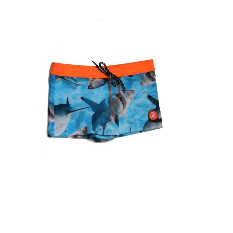 Zee&Zo ZWEMBROEK Blue Lagoon Shark