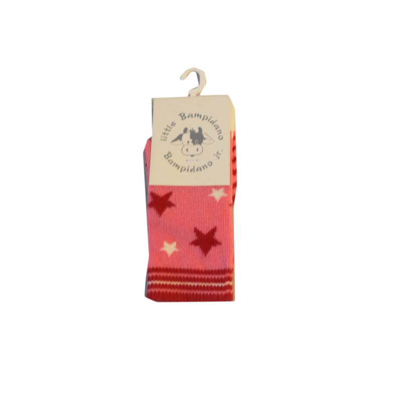 Bampidano sokken roze 14074