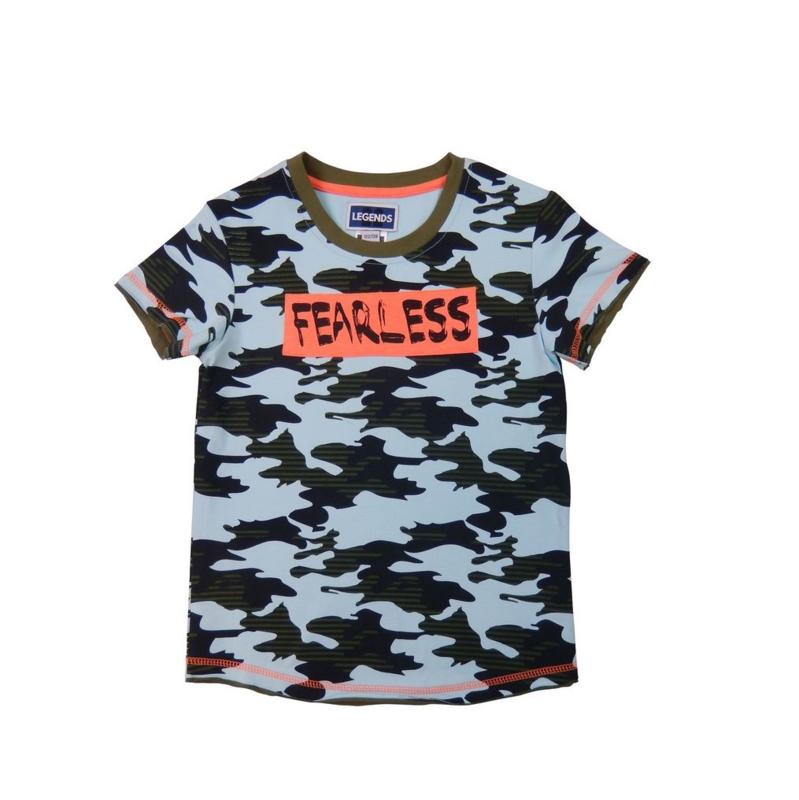 000 Legends22  Shirt fearless 19-109