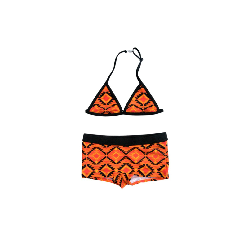 001 JUST BEACH Apple Indian Bikini
