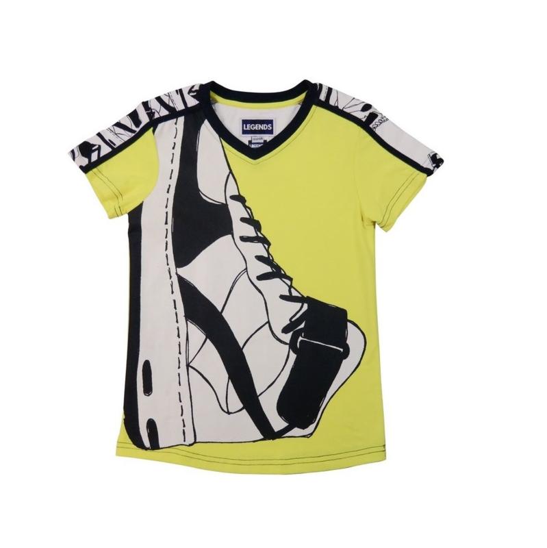 000 Legends22 shirt big sneaker 19-149