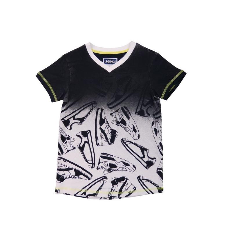 000 Legends22  Shirt Sneaker print 19-151