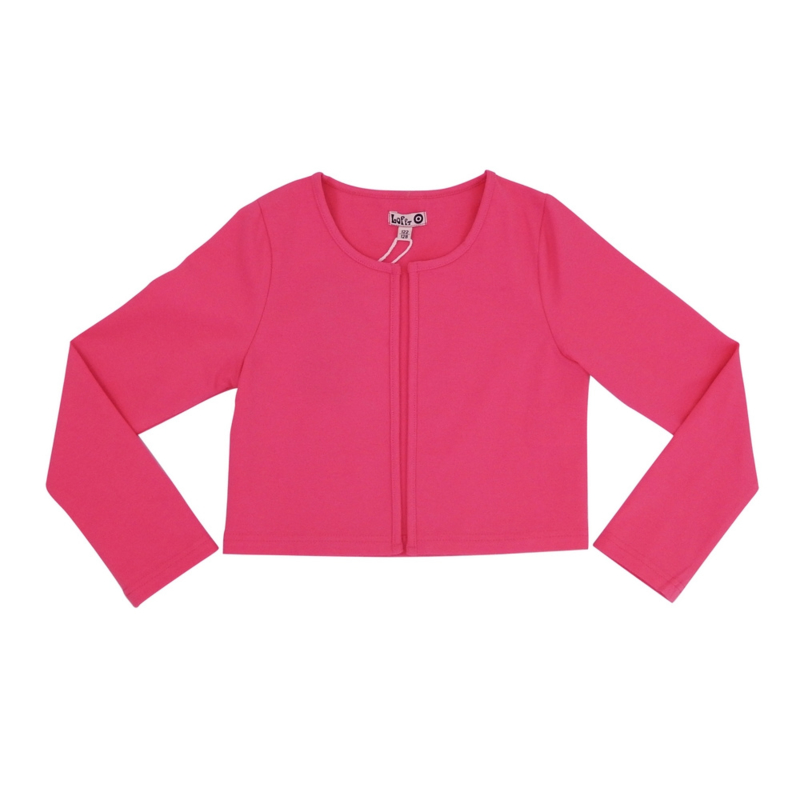 00013 LoFff jacket roze Z8344-02