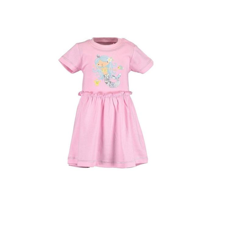 00001 Blue Seven jurkje roze 911042